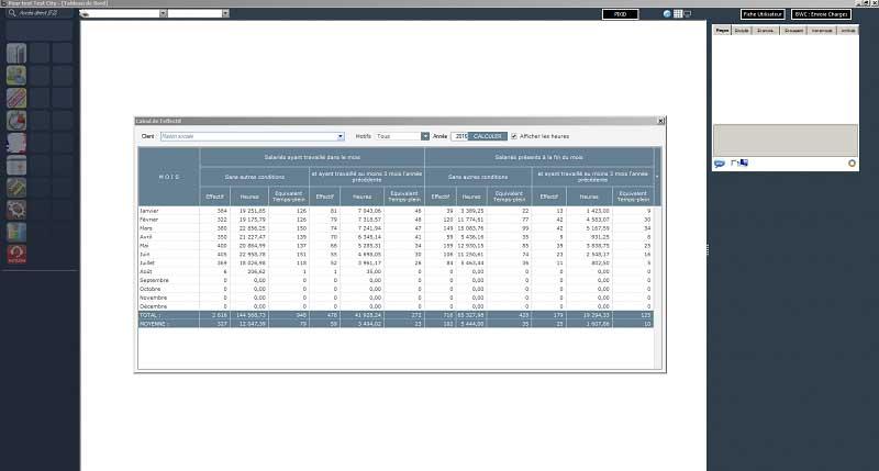logiciel gestion agence interim